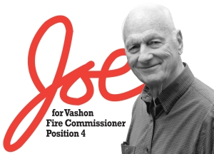Joe Ulatoski for VIFR Fire Commissioner Position 4